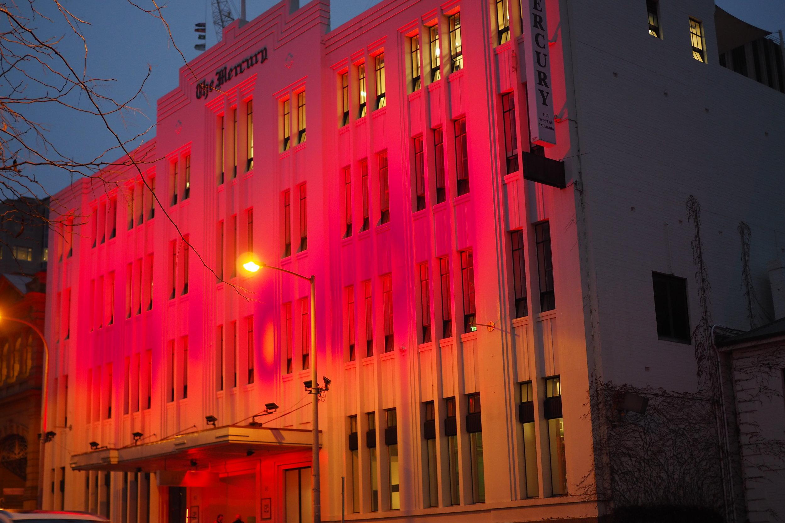 The Mercury Building. Image Credit: Culture Scouts.
