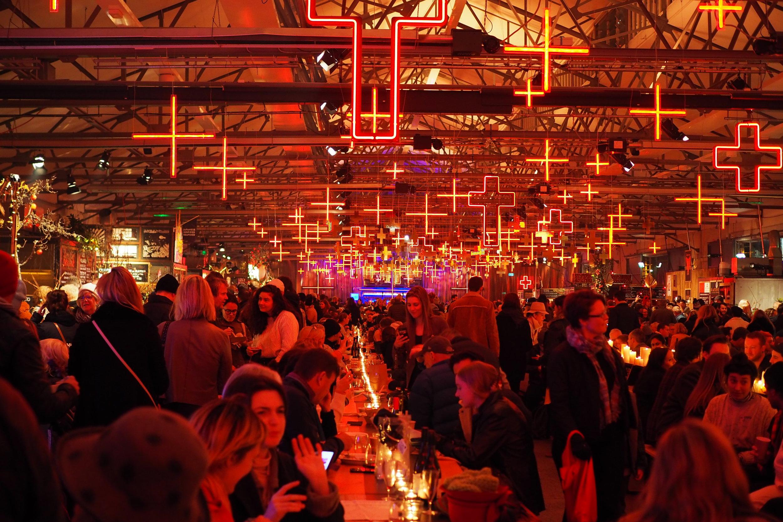 Dark Mofo Winterfeast. Image Credit: Culture Scouts
