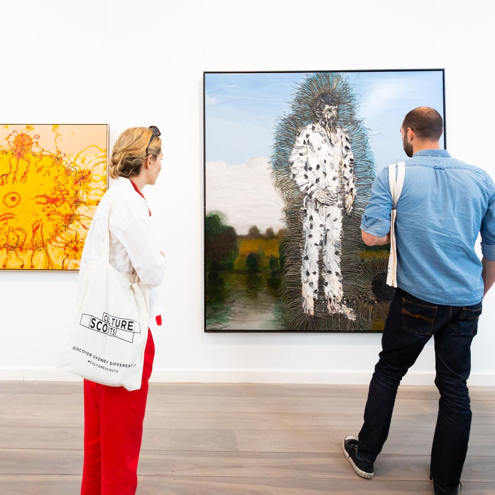 The Art Of Gallery Hopping - (Full Day Tour)