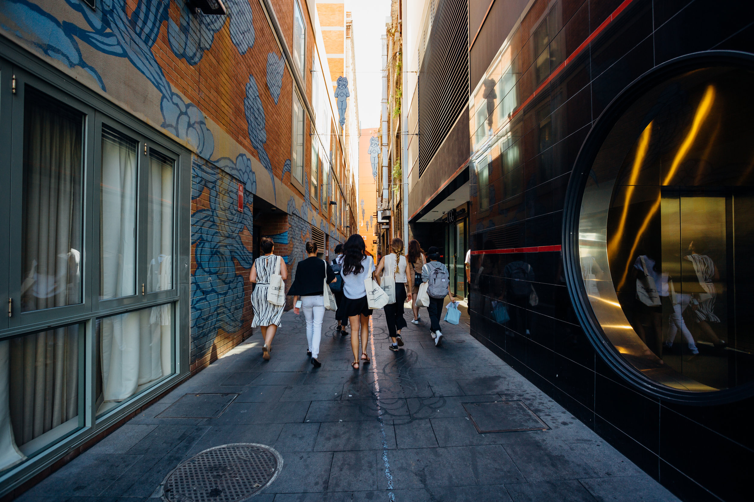 DISCOVER ULTIMO & CHINATOWN TOUR -