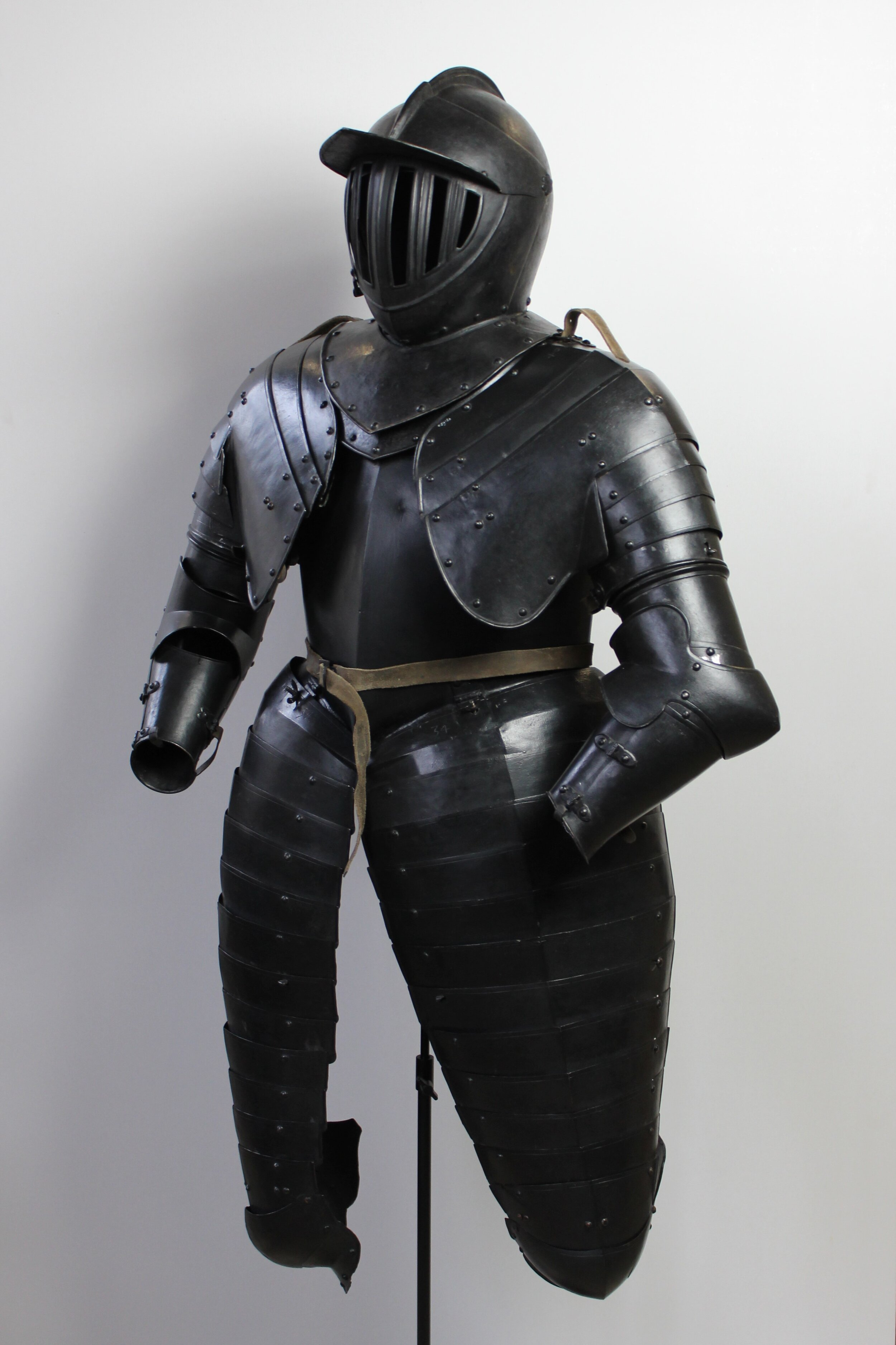 Dutch cavalry harness