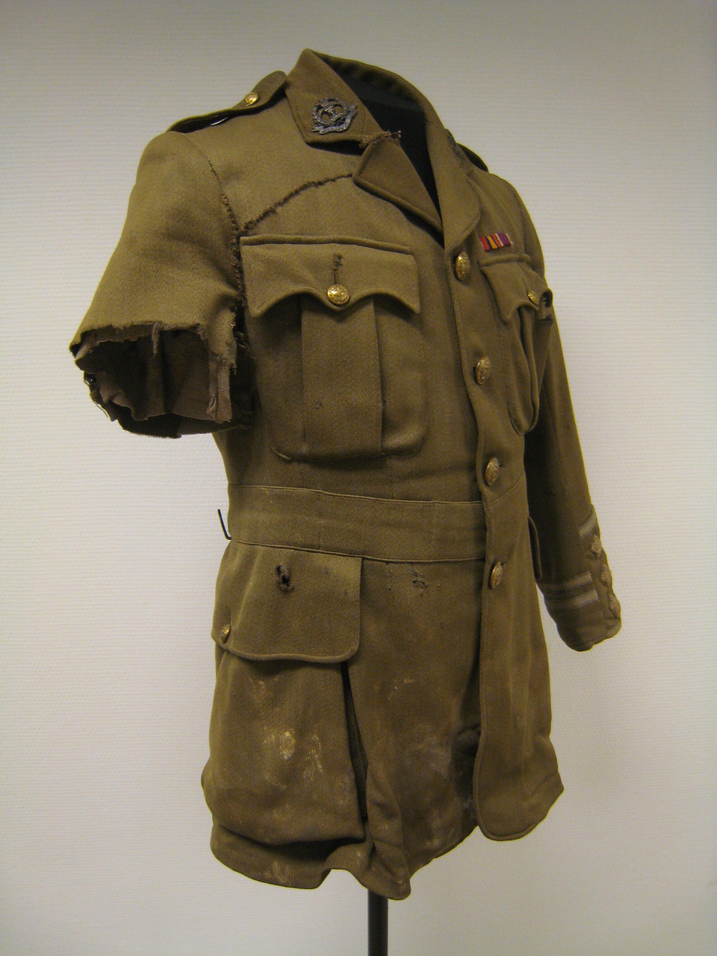 British WW1 SD