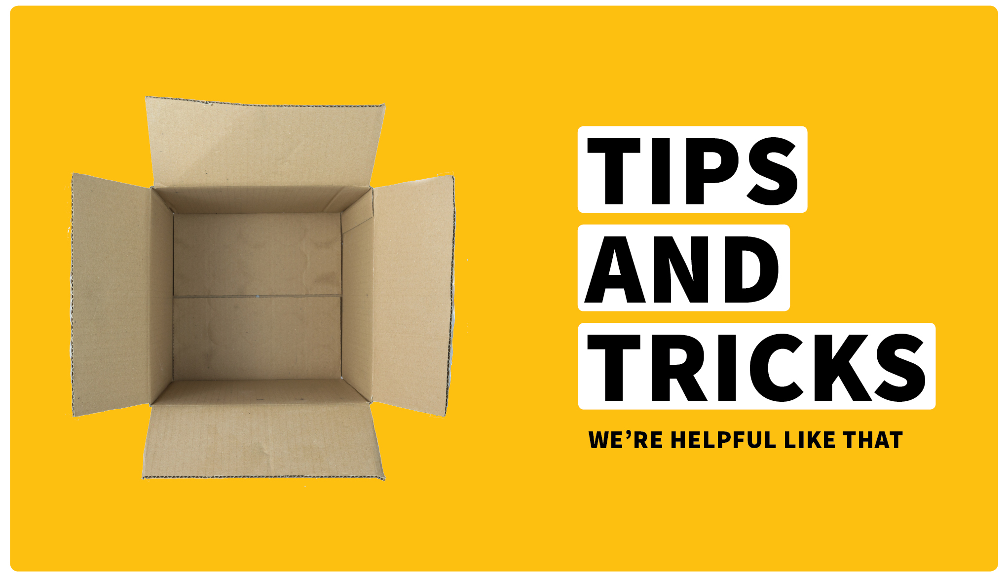 Surestore self-storage Cape Town tips and tricks
