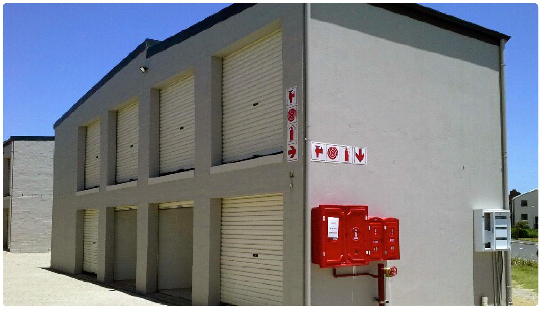 Surestore storage Cape Town self-storage units