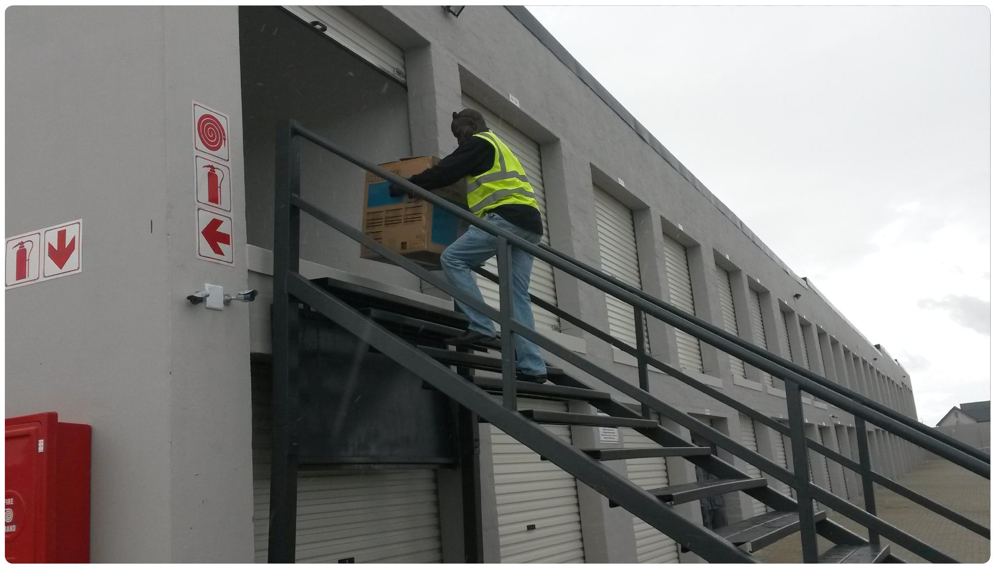 Surestore storage Cape Town self-storage unit