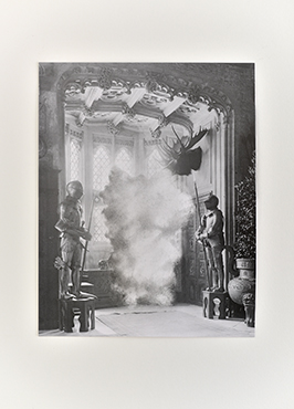 2017 'A Cloud in Nevil Holt, 1931'. Paper and Graphite. 28.5 by 22.5cm 266w.jpg