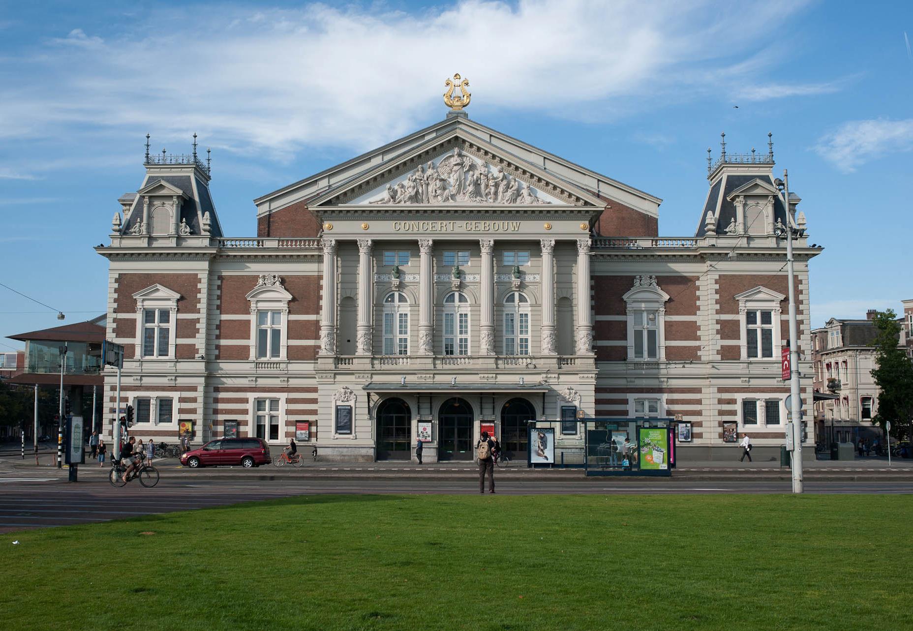 Het Concertgebouw @ Leander Lammertink