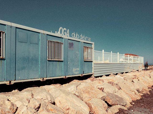 Club del mar #spain #club #mar #lightroommobile #iphonephotography #colors #costablanca #fotoroomopen