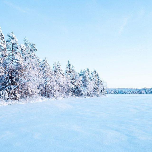 #hrrrrr #näpitjäässä #winterishere #wonderland #lapland #iphonephotography #working #visitfinland #visitlapland