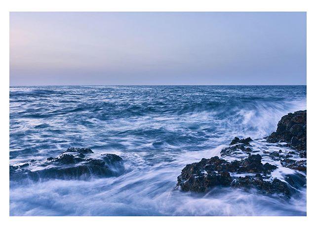 🌊 #waves #lasrotas #pärskeet #sonya7riii #longexposure #colors #denia #spain