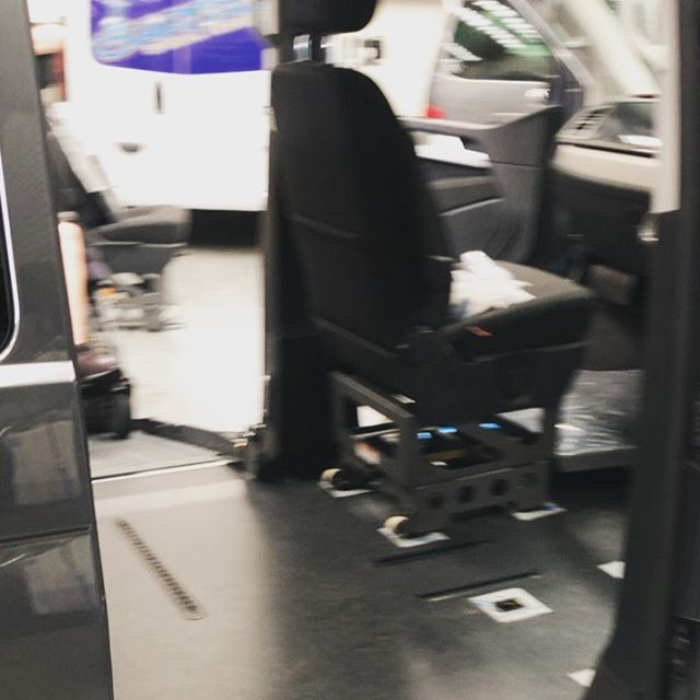 Sneak peak of my van 🚐 Had my first look and trial to make sure all is on track, a couple of adjustments and it's ready for pickup in a few weeks time, can't wait!  #newride #vanmods #vw