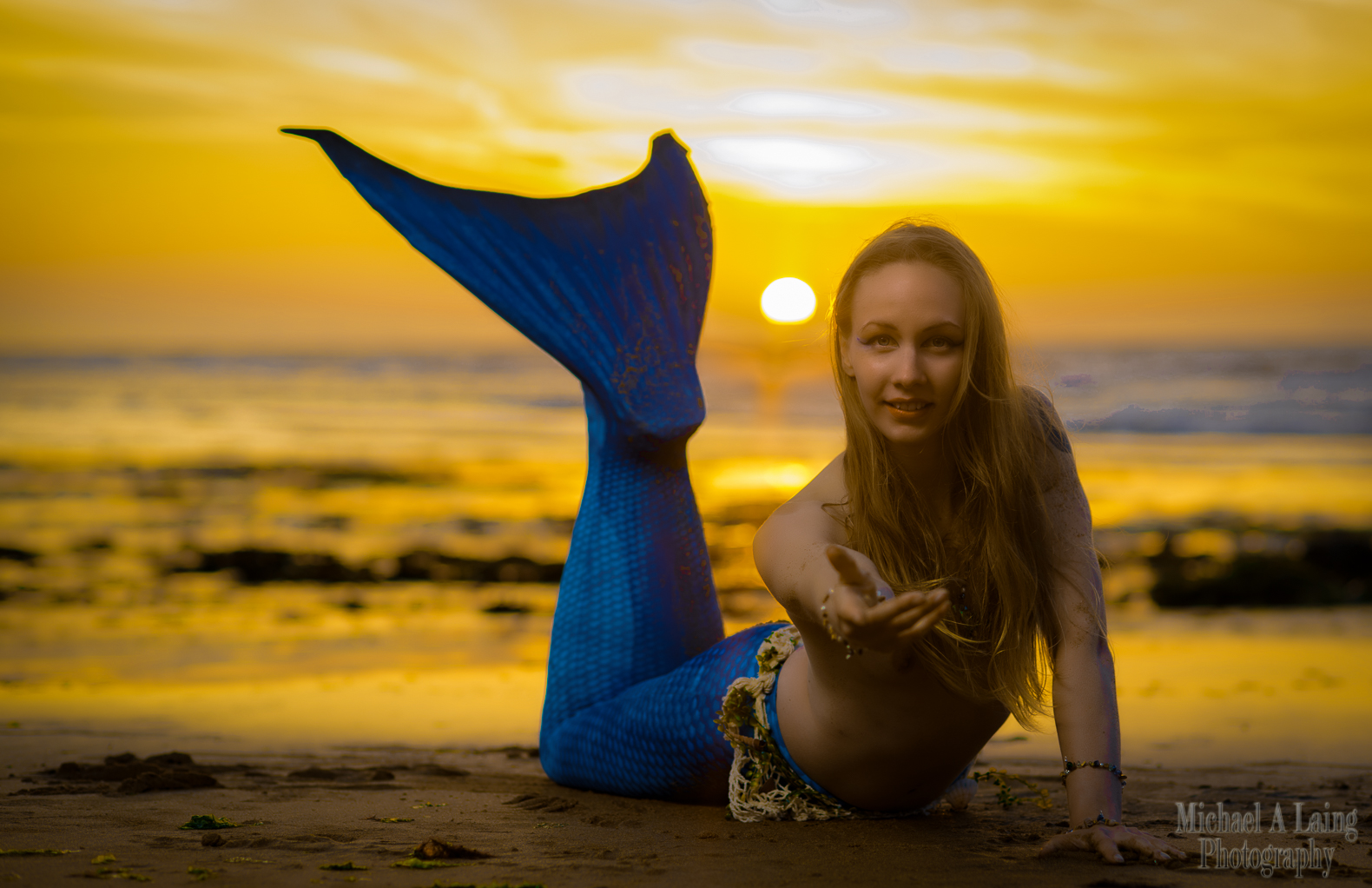 Lily la mer