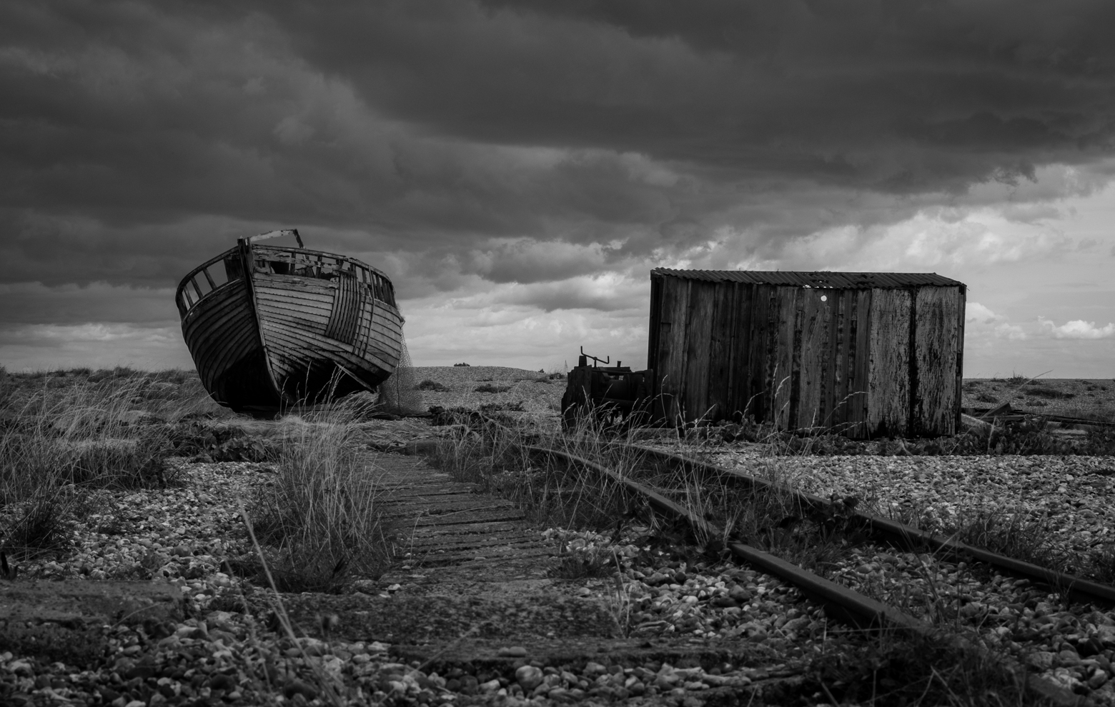 Dungeness BW  Small (4 of 4).jpg