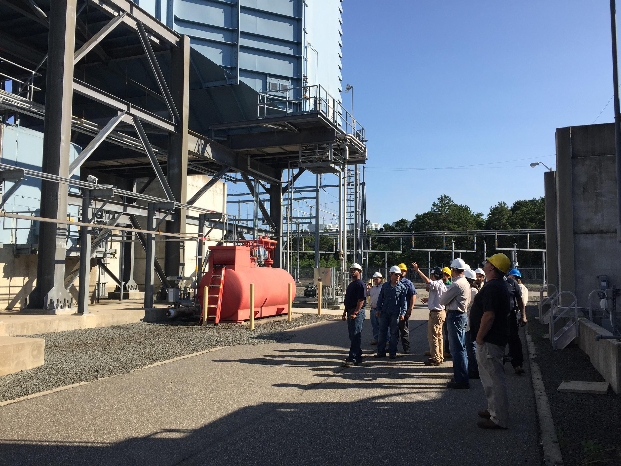 Exclusive Externship Event   COGEN PLANT TOUR   Lakewood Cogen Plant, May 4, 2017 at 4pm