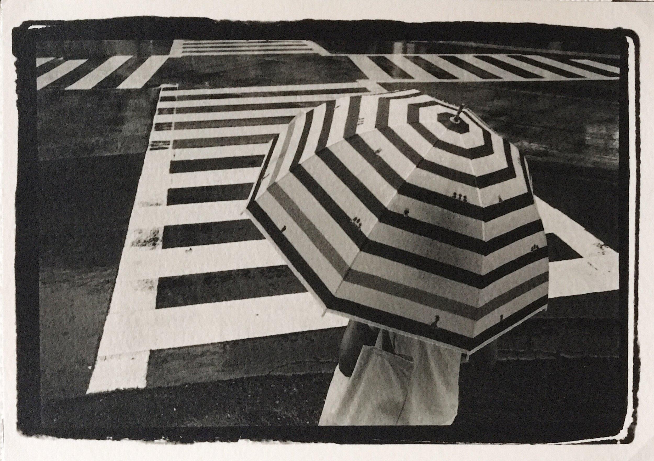 B&W print on Ilford Art300 paper.