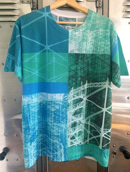 Gasholder t shirt