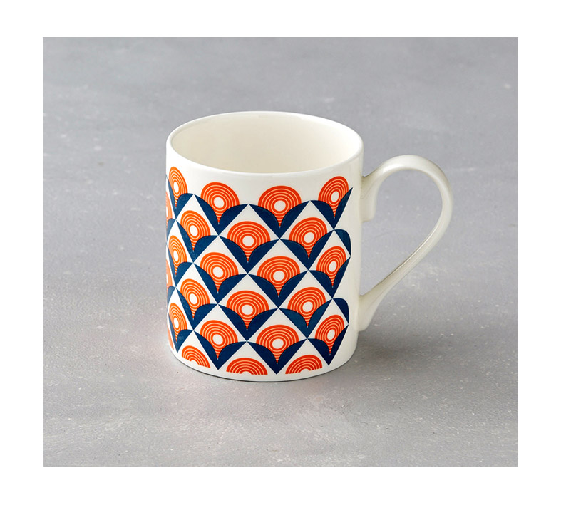 'Flora' mug