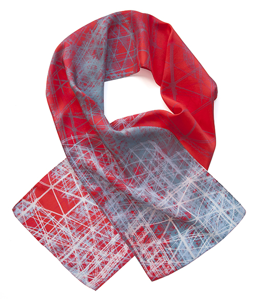 Red gasholder scarf Jo Angell.jpg