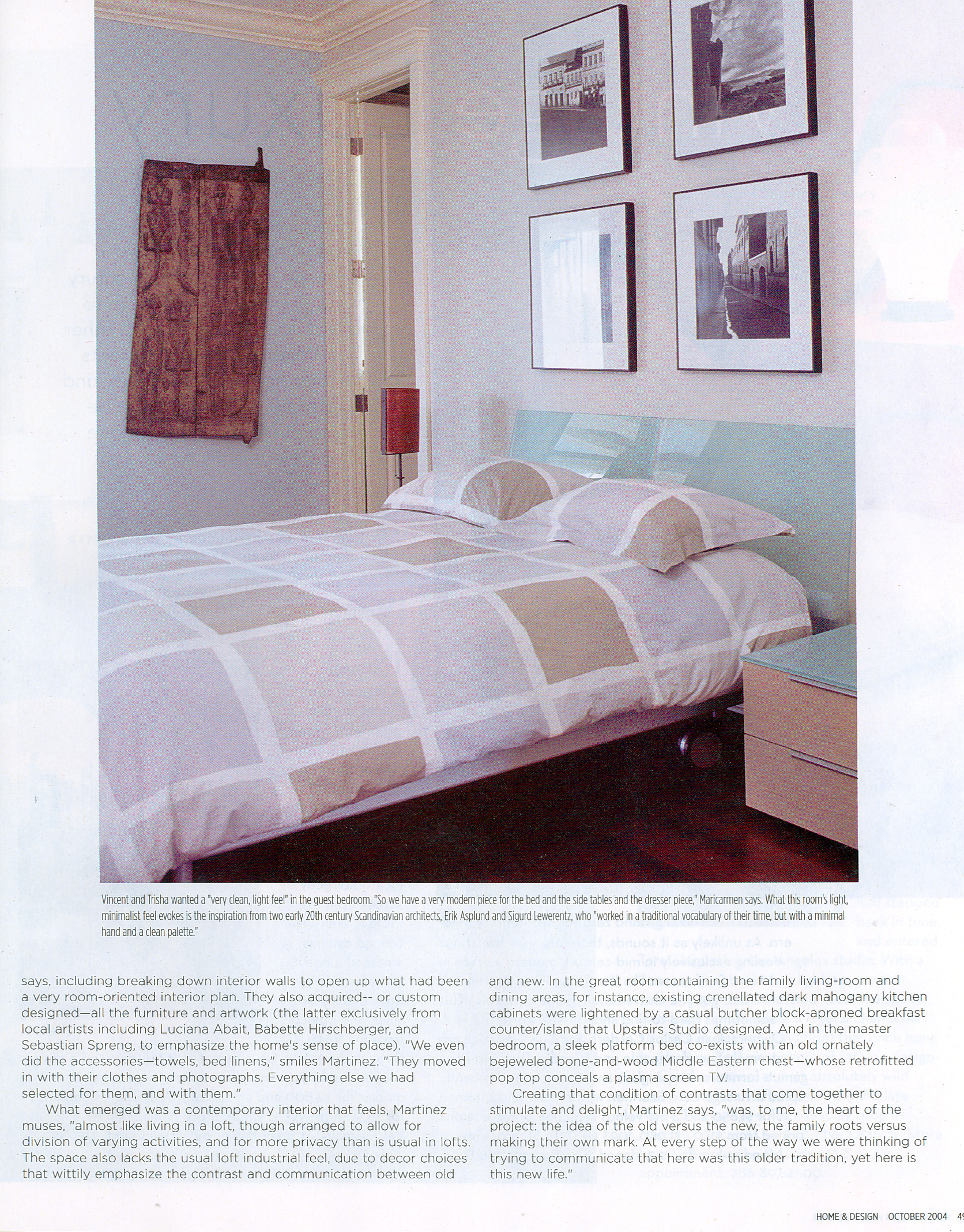 Home&Design October2004 article page 6.jpg