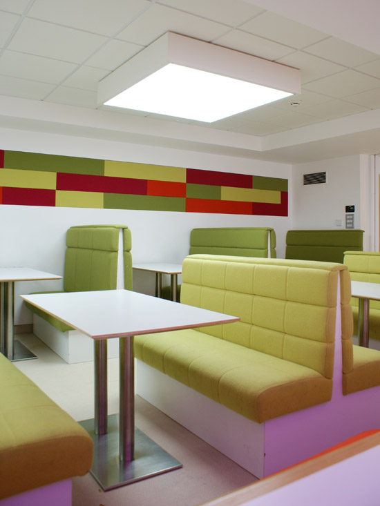 school education college interior design company ideas canteen restaurant