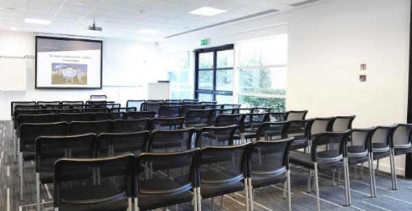 R4 Interiors Refurbishment:Sanger Suite, St John's Innovation Centre, Cambridge
