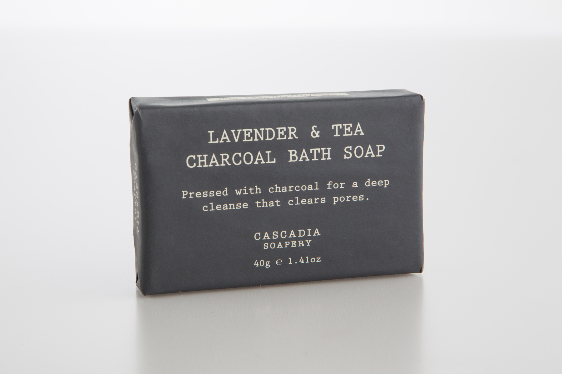 Lavender & Tea Charcoal Bath Soap