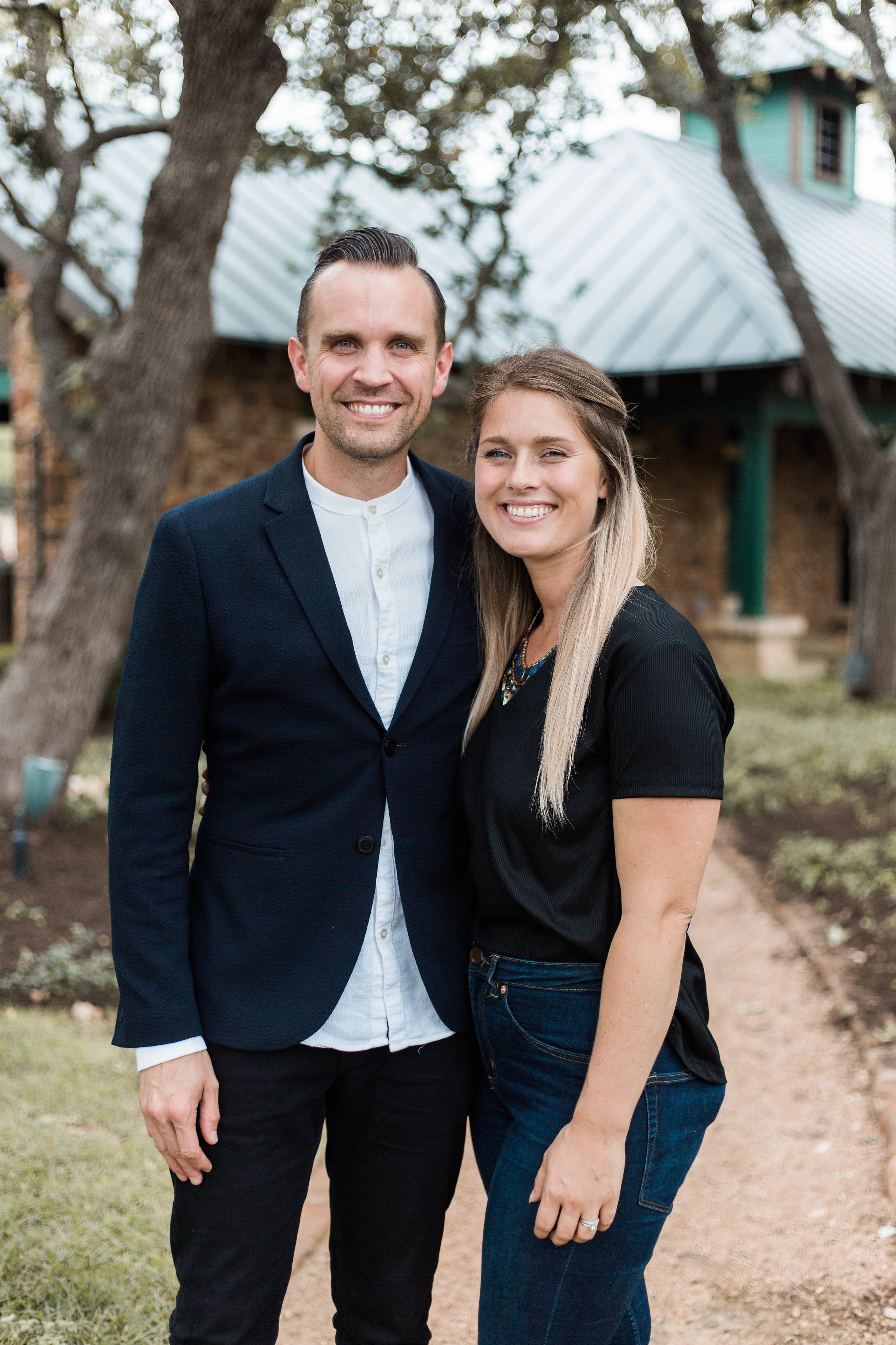 Daniel & Stephanie Elvelyck  Senior Associate Pastor   Daniel is our Senior Associate Pastor working very closely with our staff. Stephanie owns her own business and coaches our Dream Team Central team. Together they have a passion to see souls saved!