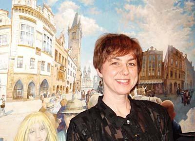 Veronika Benoni Artist