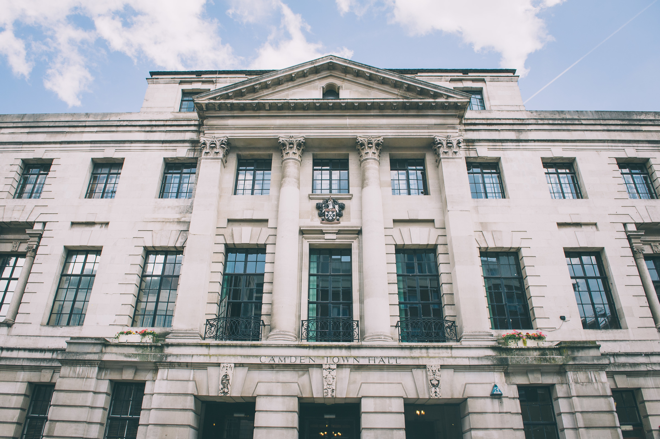 camden town hall London