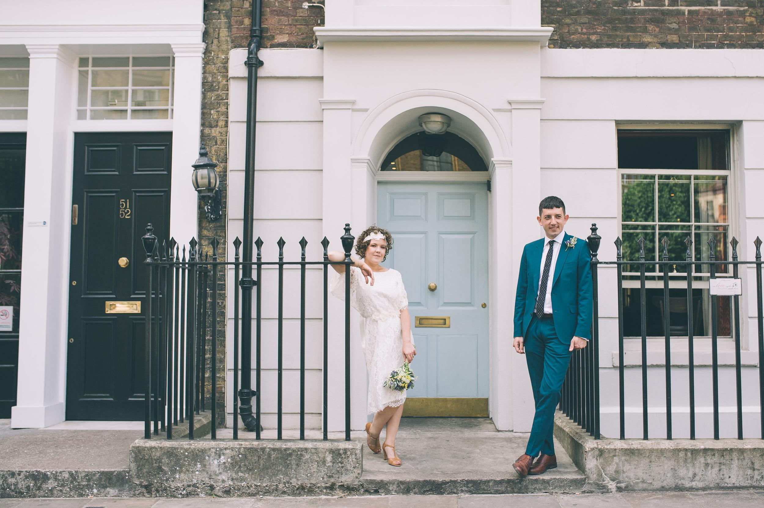 The Artisan of Clerkenwell London wedding