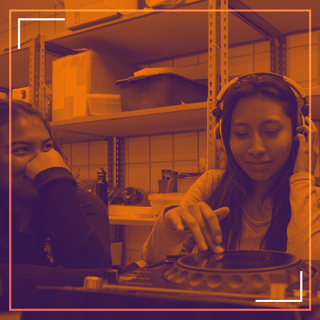 DJ/BEAT MAKING WORKSHOPS FOR YOUTH -