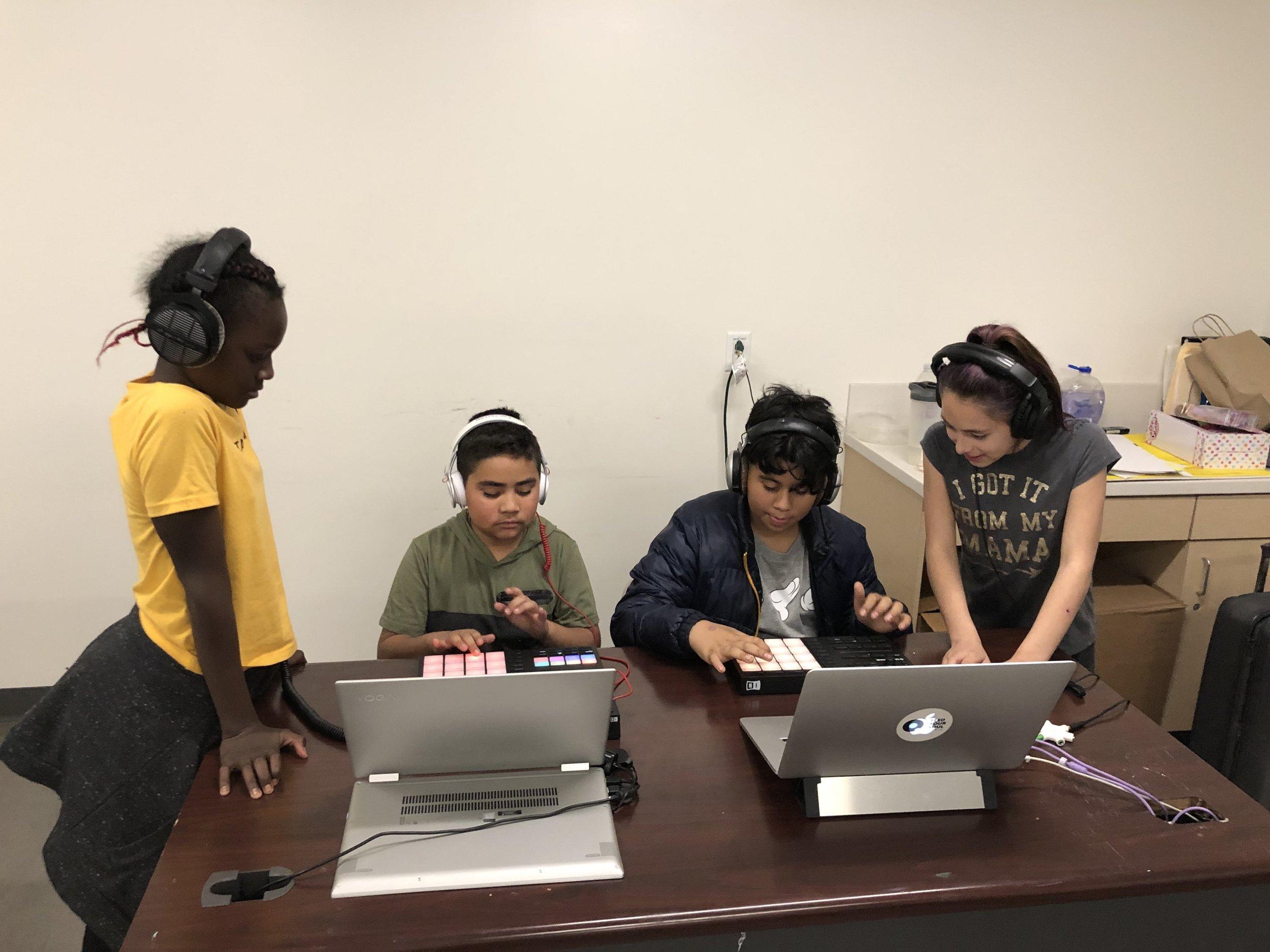 5 students beatmaking new.jpg