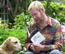 Ian Mathie and dog