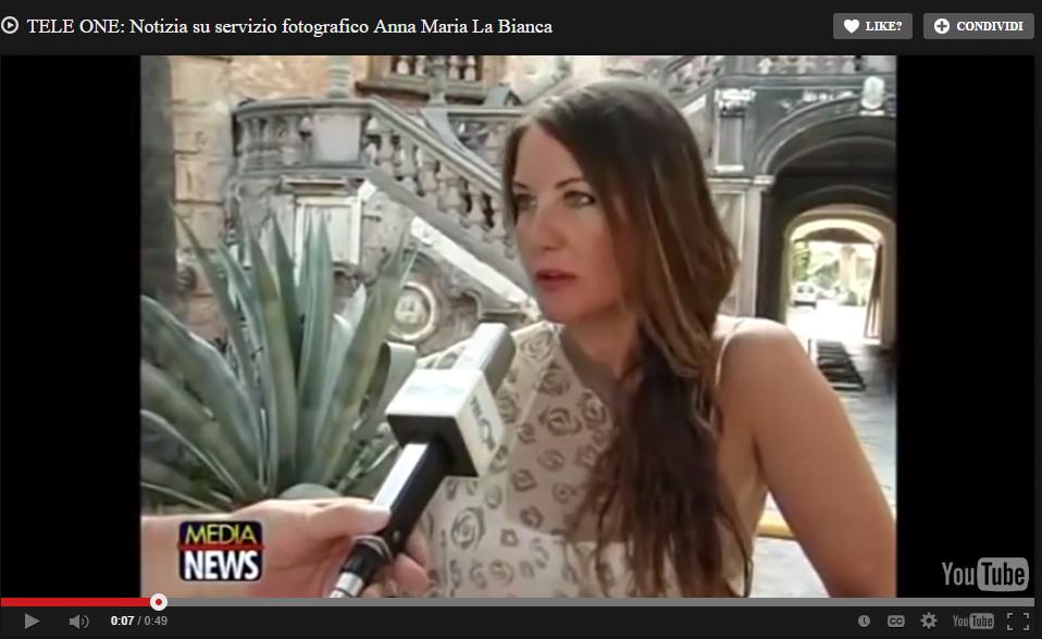 TV appearance Italy