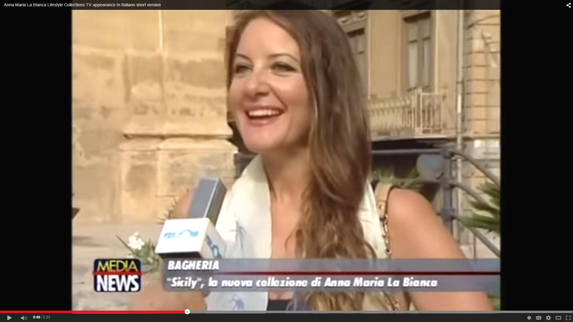 TV interview (short Version) Italy