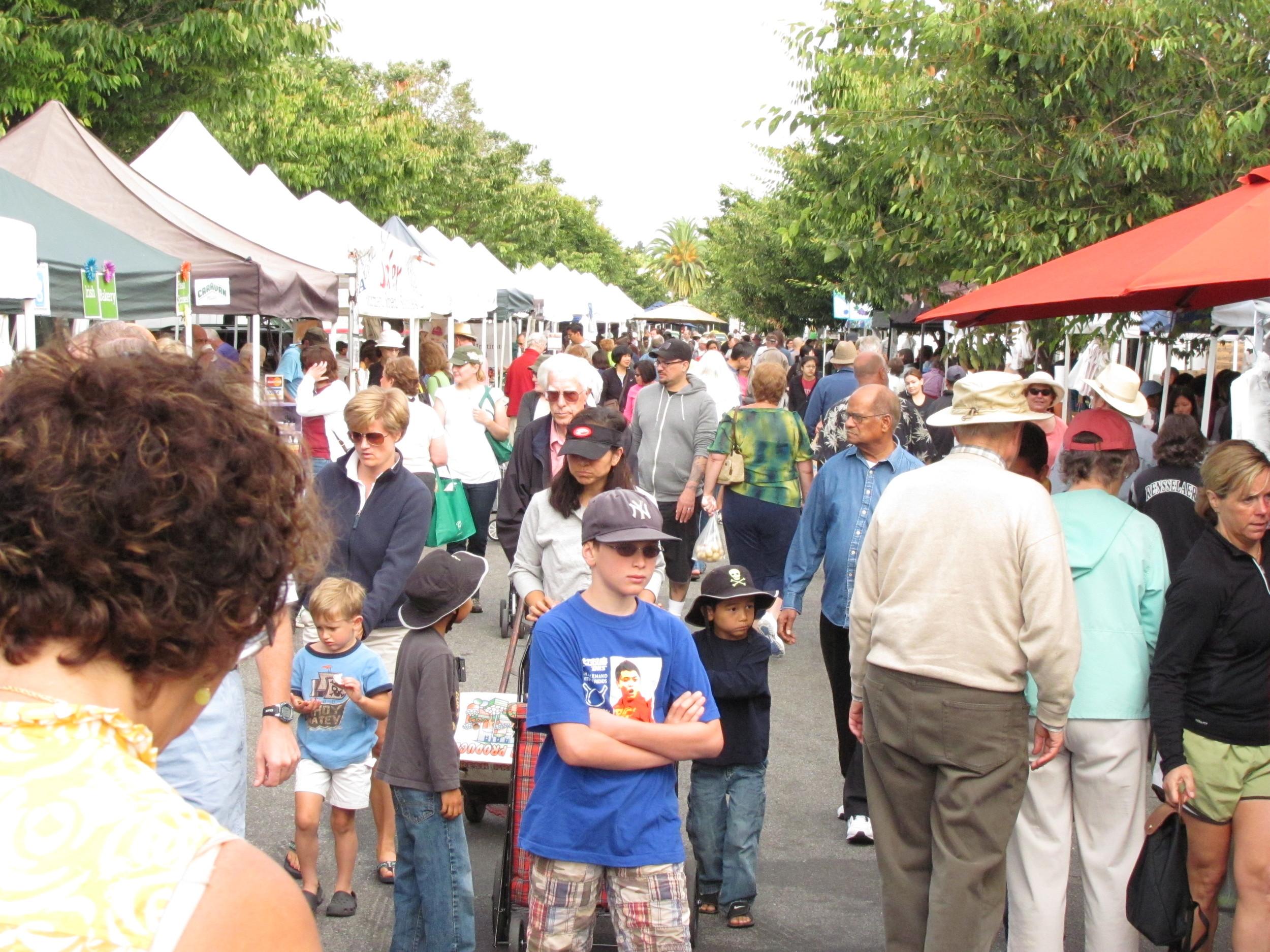 Mountain View Farmers' Market