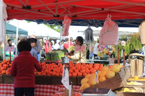 San Leandro Farmers' Market at Bayfair Center farmers