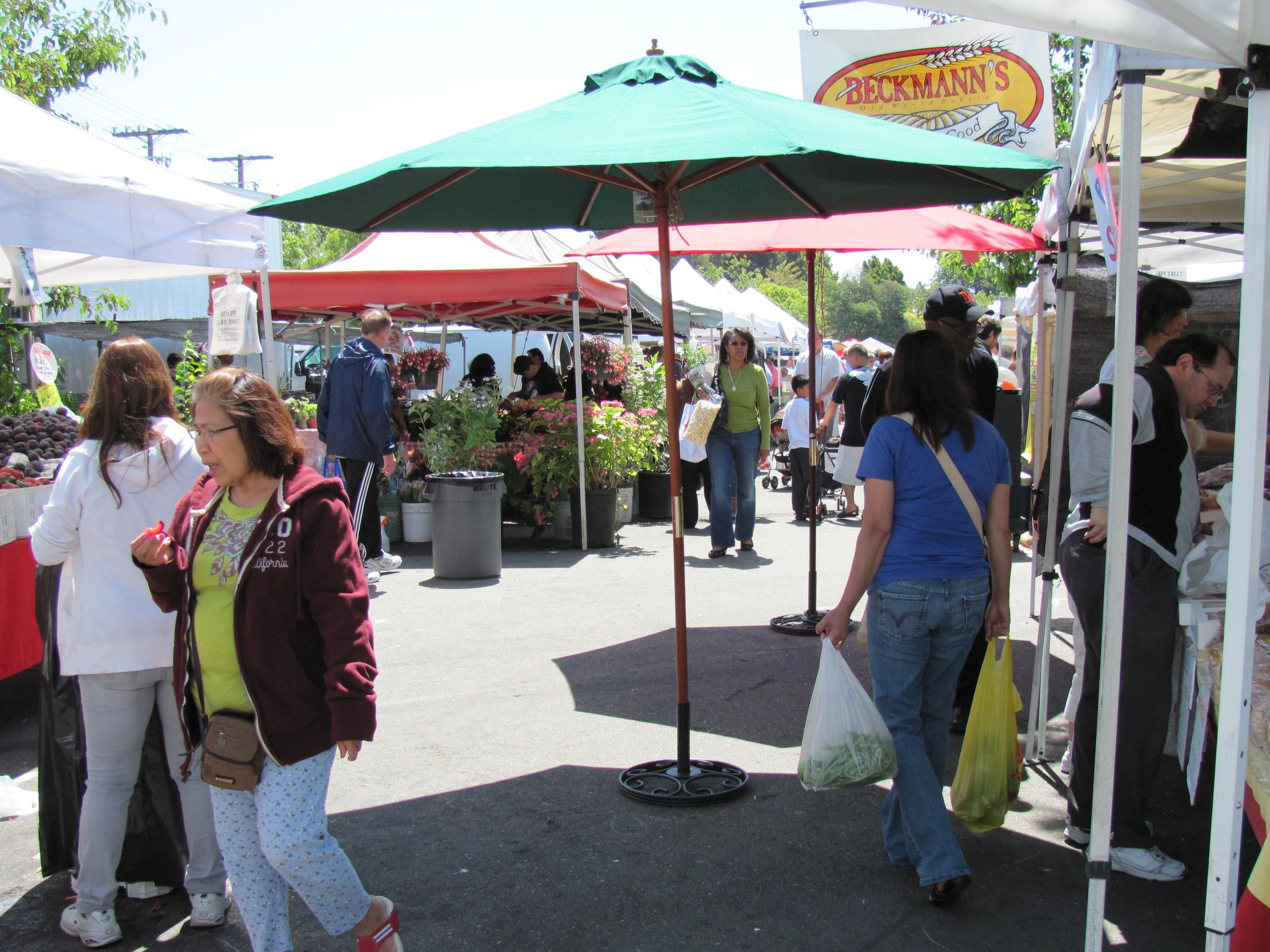 Saratoga Farmers Market