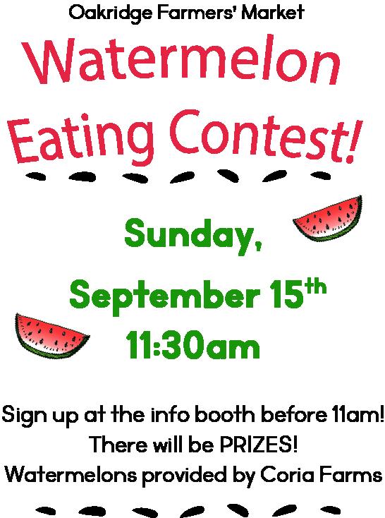 Watermelon  Oakridge Contest Flyer.png