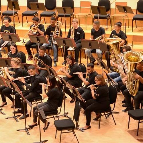 CPYO Wind Ensemble  The Amphitheatre   6.30PM – 7.15PM