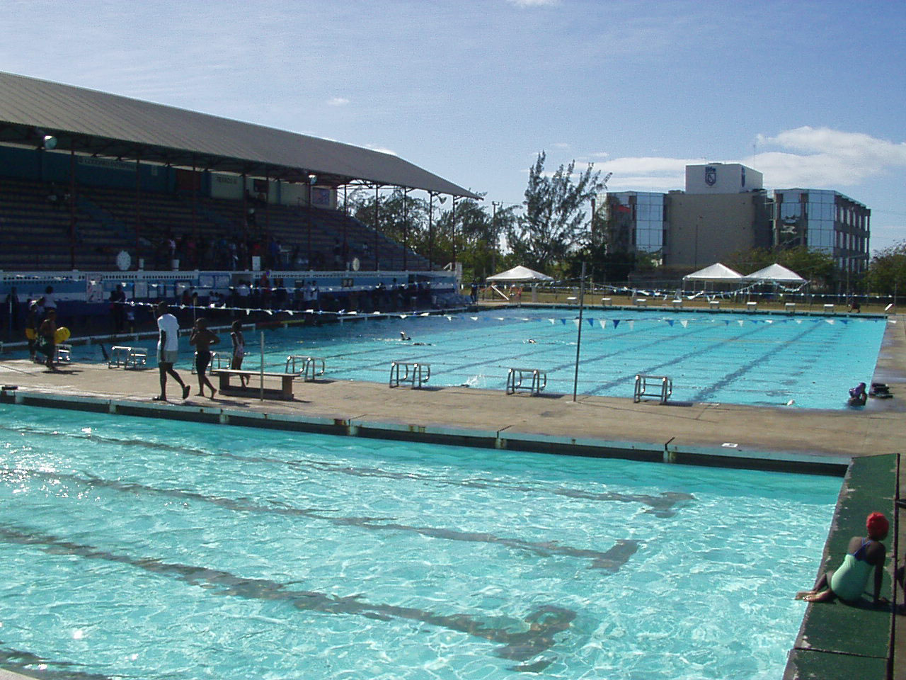 Barbados Aquatic Center