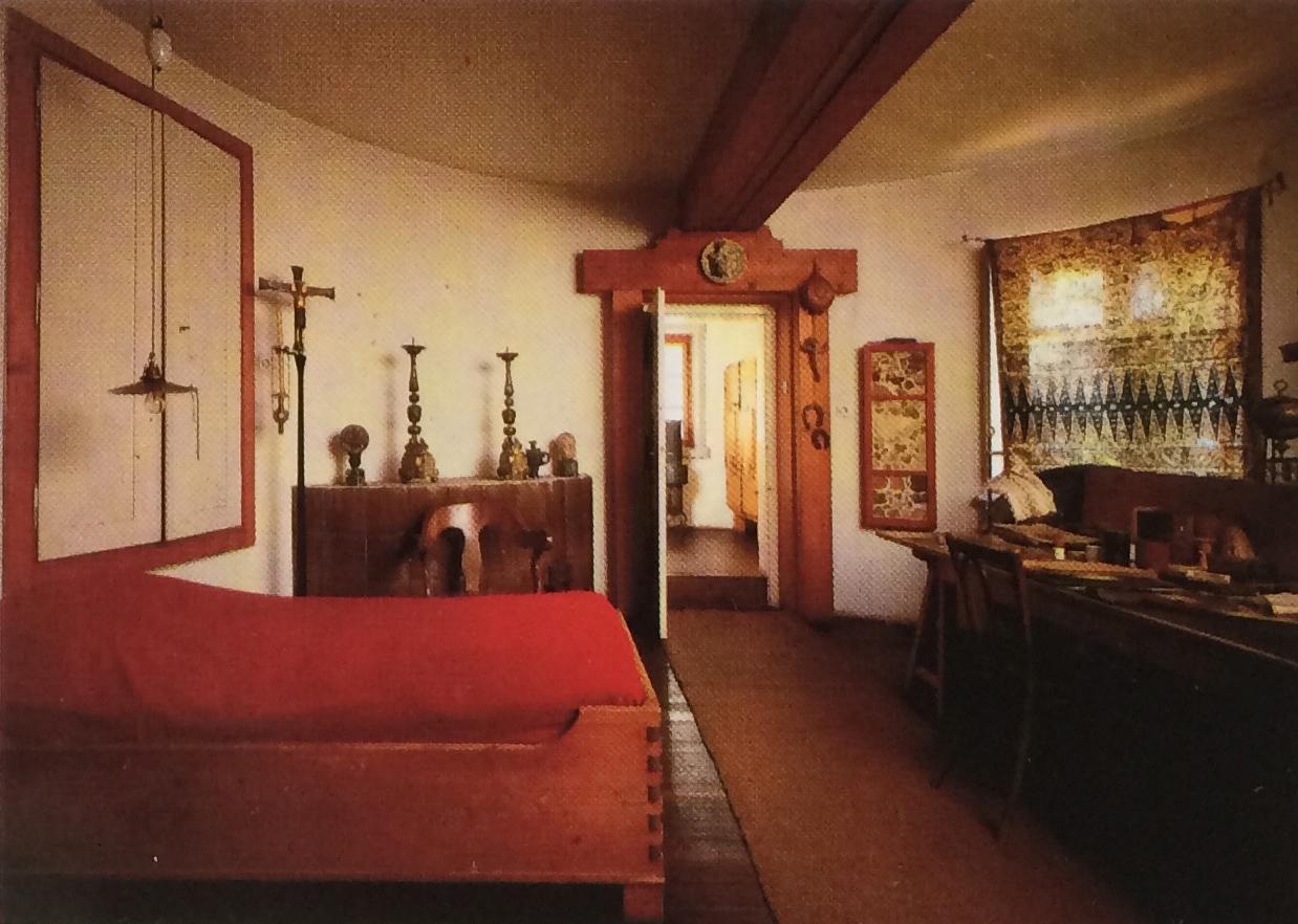 Home and Museum of Joze Plecnik, Architect CASA VOGUE