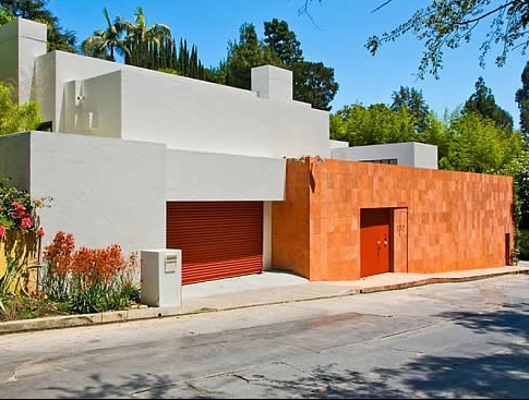 Luis Barragan home
