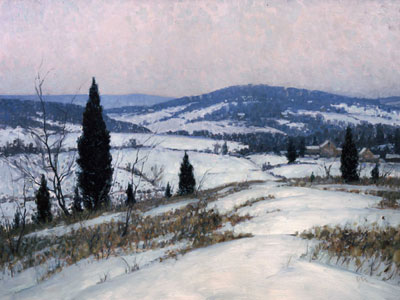 George William Sotter - our very own American Impressionist
