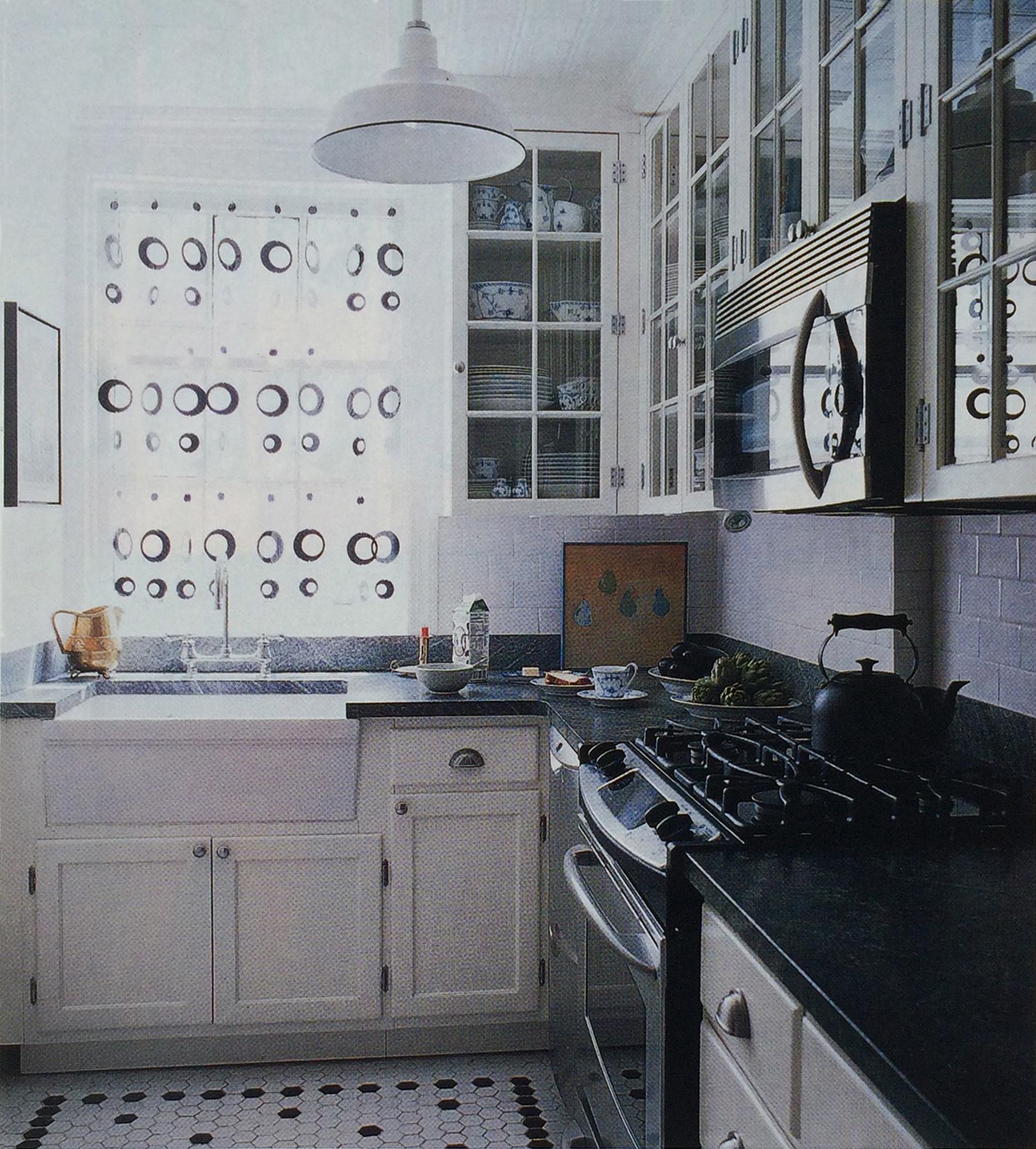 B+W Kitchen