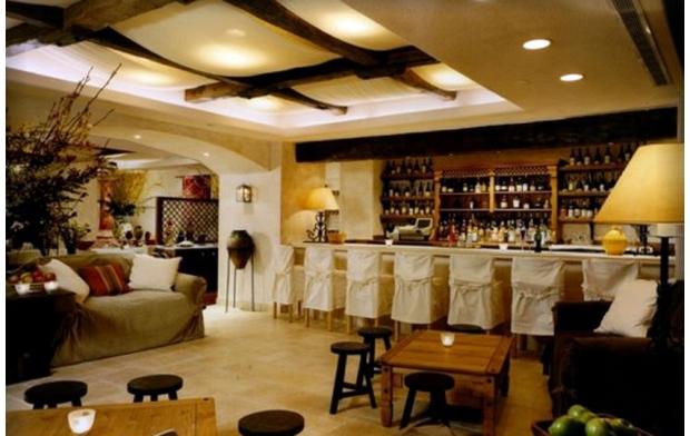 Estia Restaurant, Skordas Design