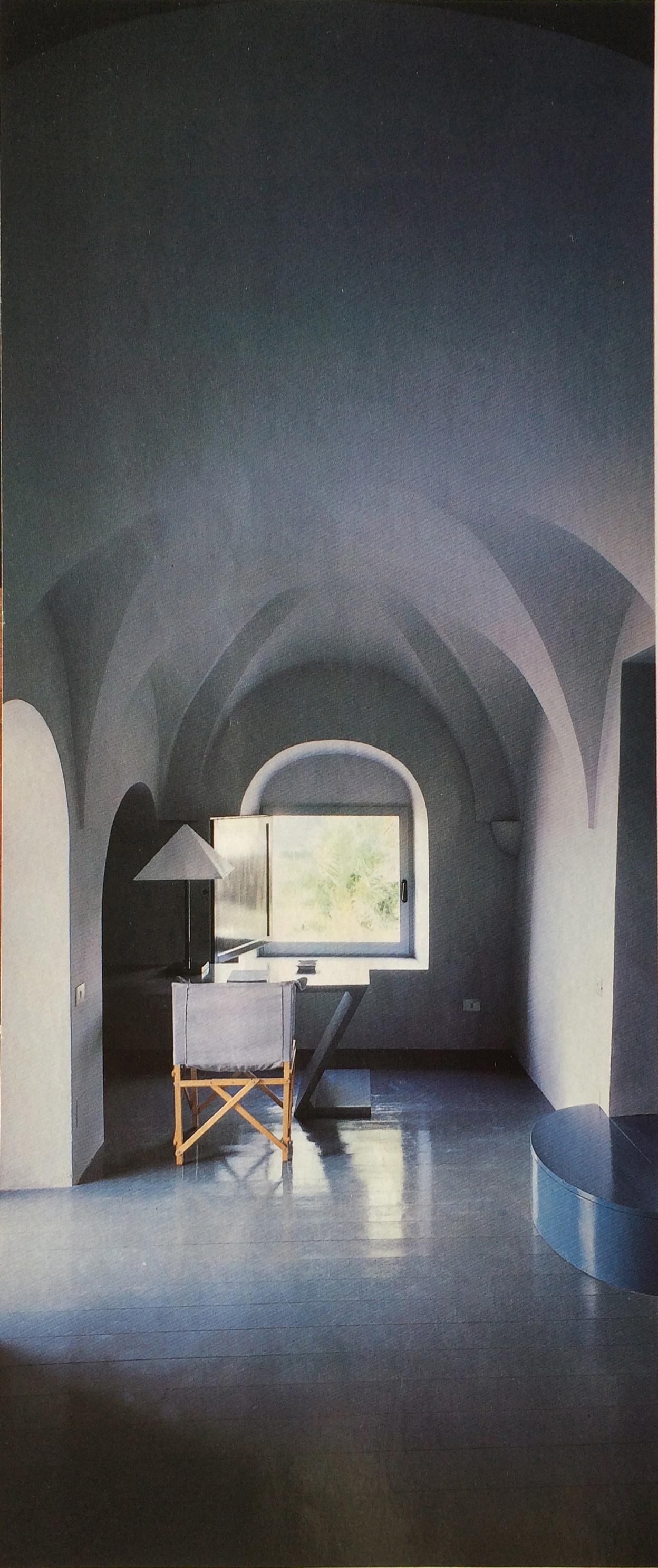 Giorgio Armani's home