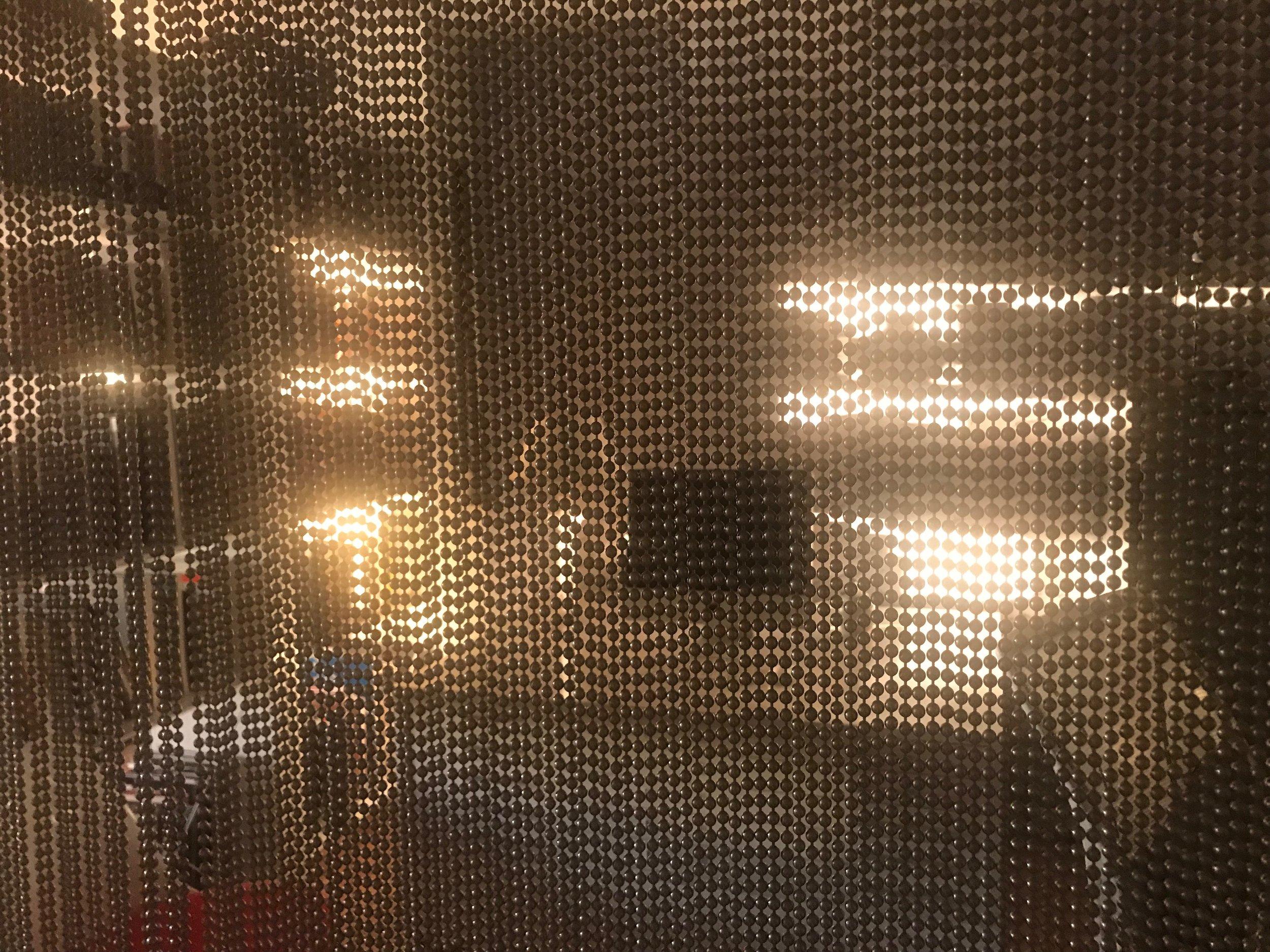 walls:curtain steel beads Larch.JPG