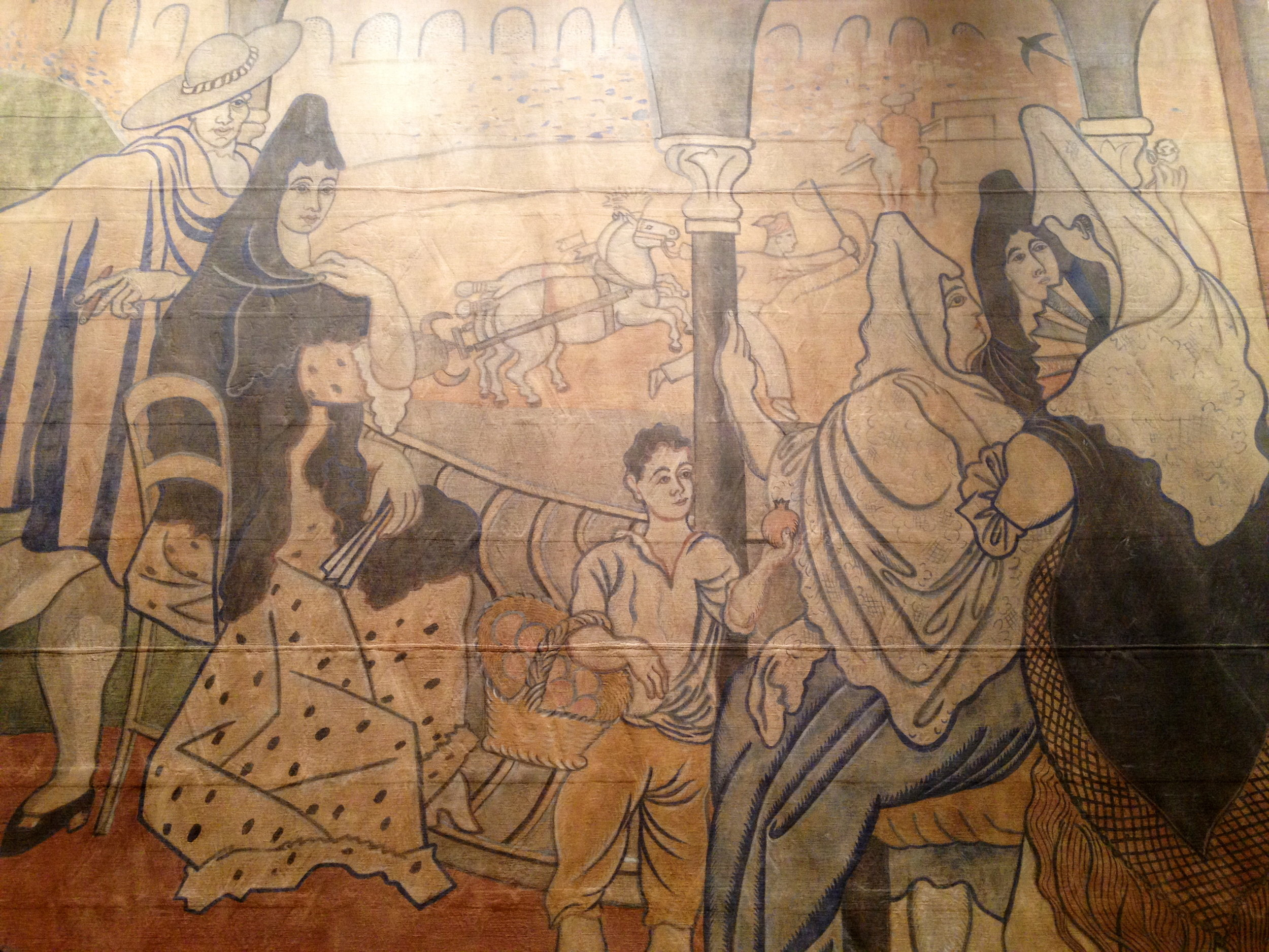 Picasso Tapestry