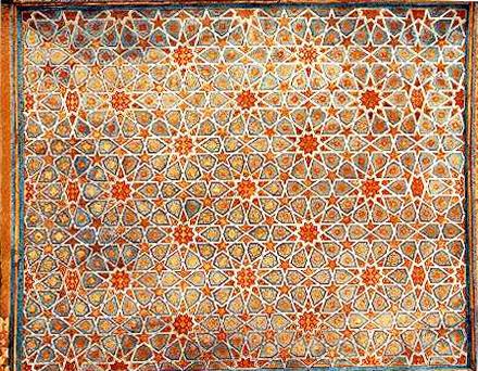 Islamic tessellations